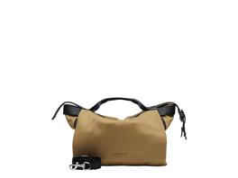 Satchel Tasche aus Canvas - Gray Satchel L