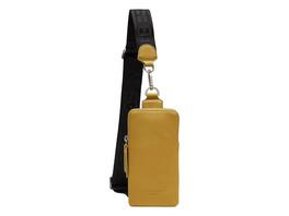 Sling Bag aus Glattleder - Basic Sling