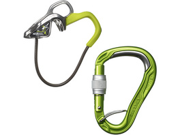 EDELRID Mega Jul Kit Bulletproof Screw Sicherungsgerät