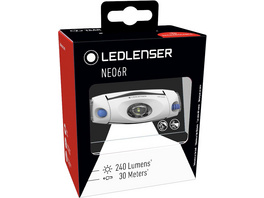 Led Lenser Neo6R Stirnlampe LED
