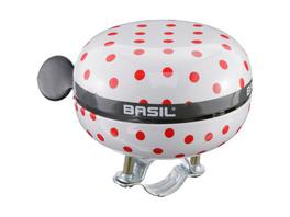 Basil Big Bell Polkadot Fahrradklingel