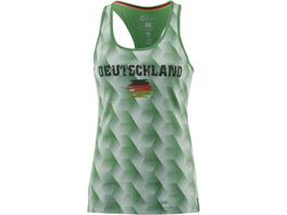 unifit Deutschland 2018 Tanktop Damen