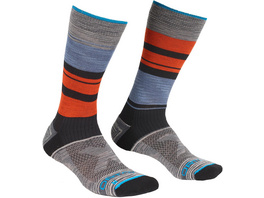 ORTOVOX All Mountain Mid Wandersocken Herren
