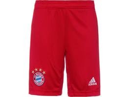 adidas FC Bayern München 19/20 Heim Fußballshorts Kinder