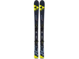 Fischer RC4 Race Jr. mit FJ4 GW AC SLR All-Mountain Ski Kinder