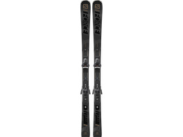 Salomon E S/FORCE X10 Ti + Z12 All-Mountain Ski