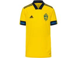 adidas Schweden EM 2021 Heim Trikot Herren