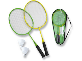 Sunflex MATCHMAKER JUNIOR Badminton Set Kinder