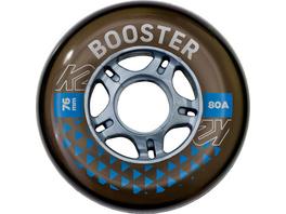K2 BOOSTER 76MM 80A 8-WHEEL PACK W ILQ 5 Inliner-Rollen