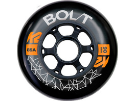 K2 BOLT 90 MM 85A 8-WHEEL PACK W ILQ 9 Inliner-Rollen