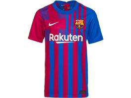 Nike FC Barcelona 21-22 Heim Trikot Kinder