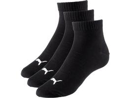 PUMA Quarter Socken Pack