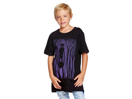 Minecraft - Enderman Shadow Kinder T-Shirt schwarz