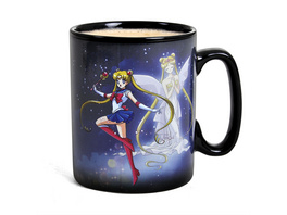 Sailor Moon - Crystal Thermoeffekt Tasse