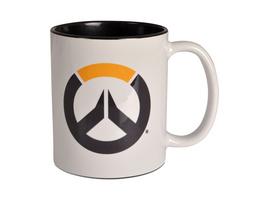 Overwatch - Logo Tasse weiß
