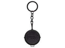PUBG - Pfanne mit Logo Schlüsselanhänger