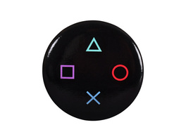 Button für PlayStation Fans
