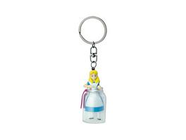 Alice im Wunderland - Alice in Flasche 3D Schlüsselanhänger