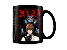 Death Note - Kira & Ryuk Thermoeffekt Tasse