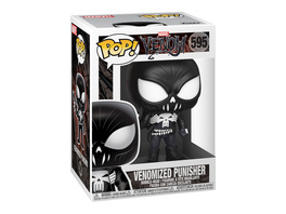 Marvel - Venomized Punisher Funko Pop Wackelkopf-Figur