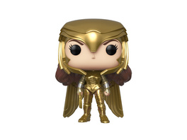 Wonder Woman - Golden Armor Funko Pop Figur