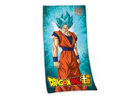 Dragon Ball Super - Son Goku Strandtuch