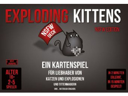 Exploding Kittens NSFW Edition  Spiel