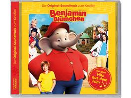 Benjamin Blümchen: Der Soundtrack zum Kinofilm