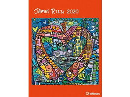 James Rizzi 2020 Posterkalender