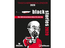 moses black stories 2020 Tagesabreißkalender