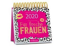 Miniwochenkalender Für freche Frauen 2020 - kleine