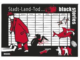 black stories Stadt-Land-Tod - Bitte einzeln einlagern