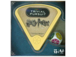 Trivial Pursuit Harry Potter  neues Design