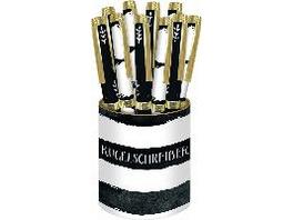 Kugelschreiber - All about black   white