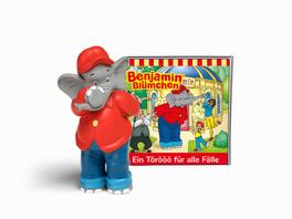 Benjamin Blümchen. Ein Törööö für alle F