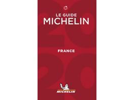Le Guide Michelin France 2020