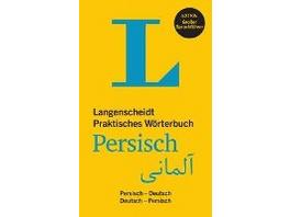 Langenscheidt Praktisches Wörterbuch Persisch - Fa