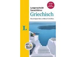 Langenscheidt Sprachführer Griechisch - Buch inklu