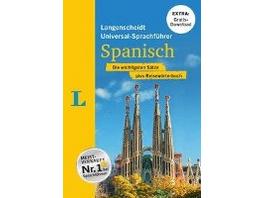 Langenscheidt Universal-Sprachführer Spanisch - Bu