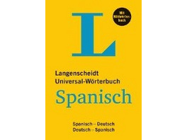 Langenscheidt Universal-Wörterbuch Spanisch - mit