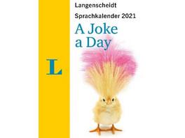 Langenscheidt Sprachkalender 2020 A Joke a Day Abr