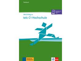Mit Erfolg zu telc C1 Hochschule, Testbuch