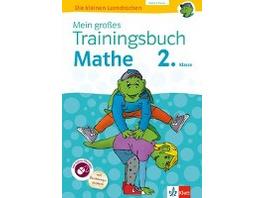 Mein großes Trainingsbuch Mathematik 2. Klasse. Mi