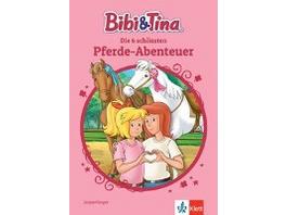 Bibi   Tina: Die 6 schönsten Pferde-Abenteuer