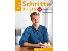Schritte plus Neu 4. Kursbuch   Arbeitsbuch   CD z