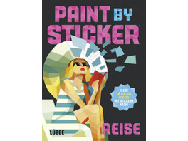 Paint by Sticker Reise