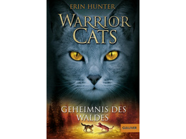 Warrior Cats Staffel 1 03. Geheimnis des Waldes