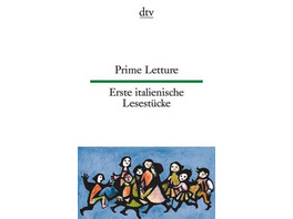 Prime Letture, Erste italienische Lesestücke