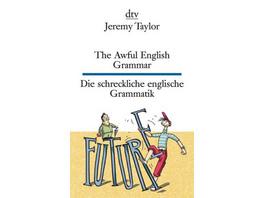 The Awful English Grammar Die schreckliche englisc