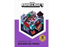 Minecraft, Handbuch für Zauber und Tränke